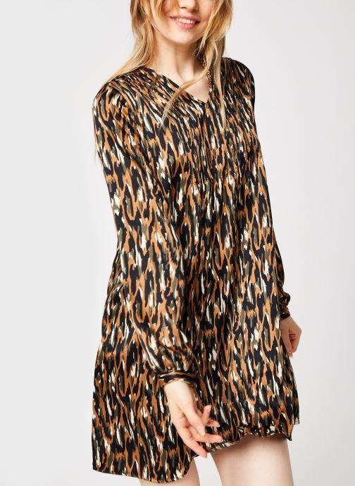 Vêtements Vero Moda Vmchloe Dress Multicolore vue détail/paire