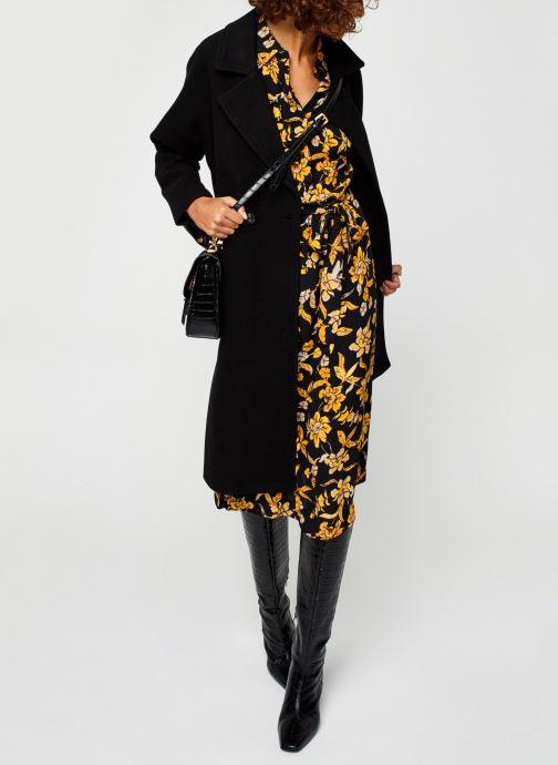 Vêtements Vero Moda Vmclassgold Long Jacket Noir vue bas / vue portée sac