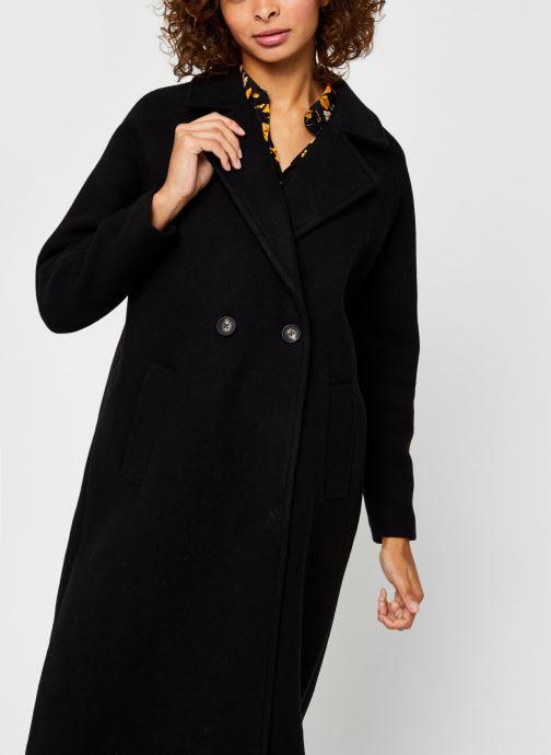 Vêtements Vero Moda Vmclassgold Long Jacket Noir vue droite