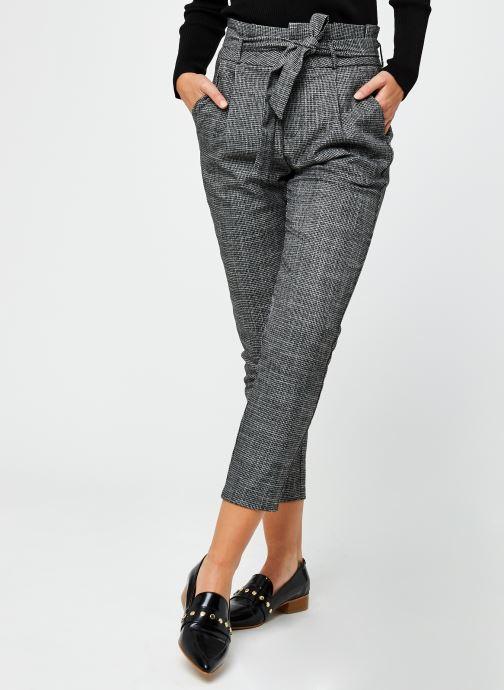 Pantalon droit - Vmeva Loose Paperbag Amy Pant