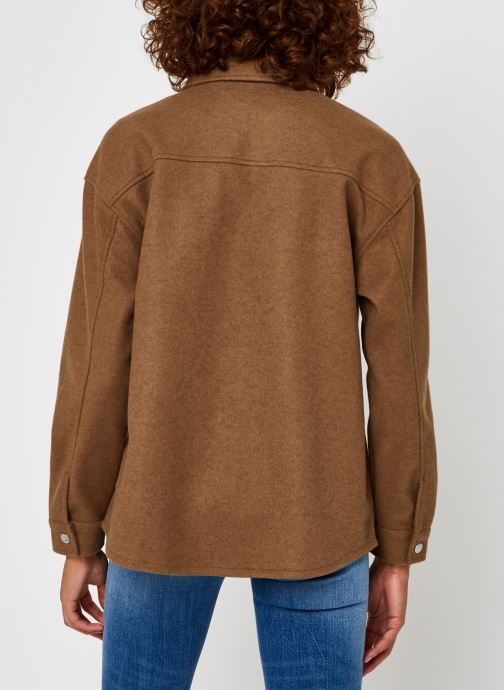 Kleding Vero Moda Vmocean Ls Shirt Vma Bruin model
