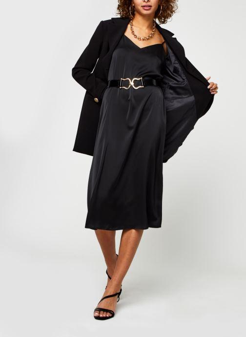 Vêtements Vero Moda Vmmarlin Sl Slip Dress Vma Noir vue bas / vue portée sac