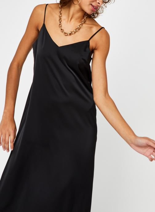 Vêtements Vero Moda Vmmarlin Sl Slip Dress Vma Noir vue détail/paire