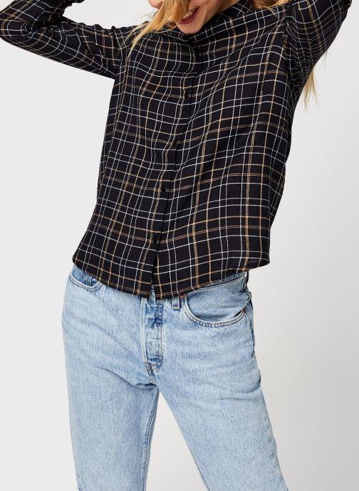 Vêtements Accessoires Vmflo Ls Shirt Wvn