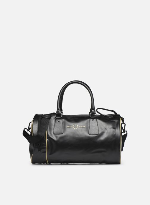 Sacs de sport Fred Perry Sharp Pu Barrel Bag Noir vue détail/paire