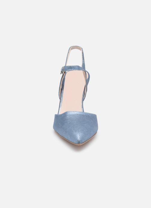 Zapatos de tacón Elizabeth Stuart RAF 2161 Azul vista del modelo
