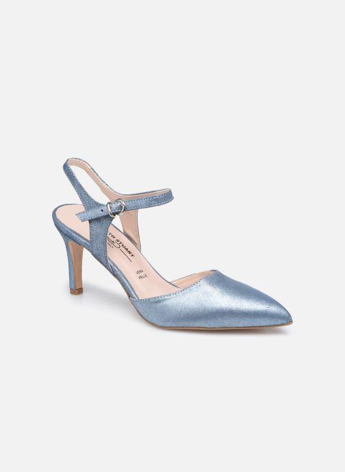 Zapatos de tacón Elizabeth Stuart RAF 2161 Azul vista de detalle / par