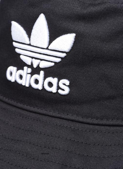 Sombrero adidas originals Bucket Hat Ac Negro vista de frente