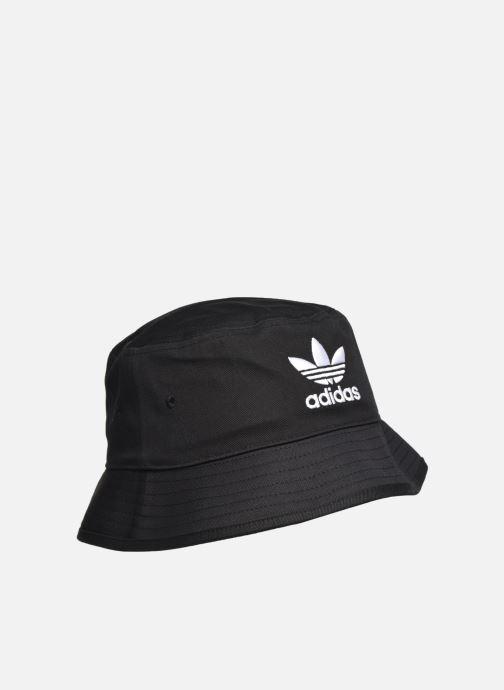 Hoed adidas originals Bucket Hat Ac Zwart detail