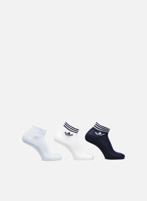 Chaussettes et collants adidas originals Tref Ank Sck Hc Blanc vue détail/paire