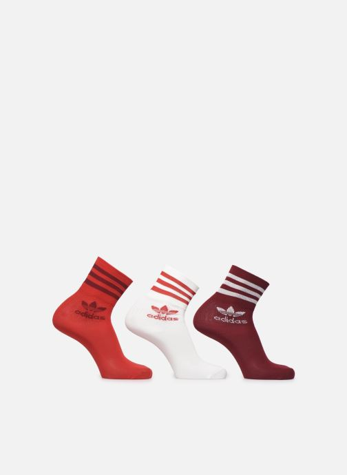 Sokken en panty's adidas originals Mid Cut Crw Sck Rood detail