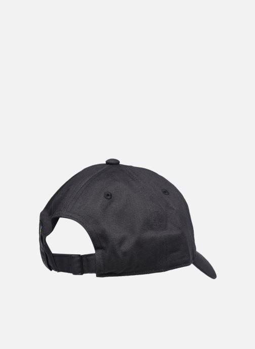 Cappellino adidas originals Goofy Cap Nero modello indossato