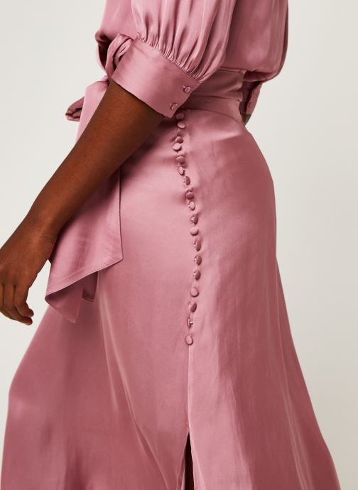 Vêtements Essentiel Antwerp Woord Rose vue face