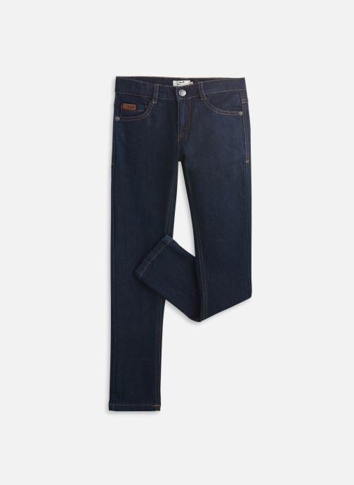 Vêtements Cyrillus Jean Jackson Bleu vue détail/paire