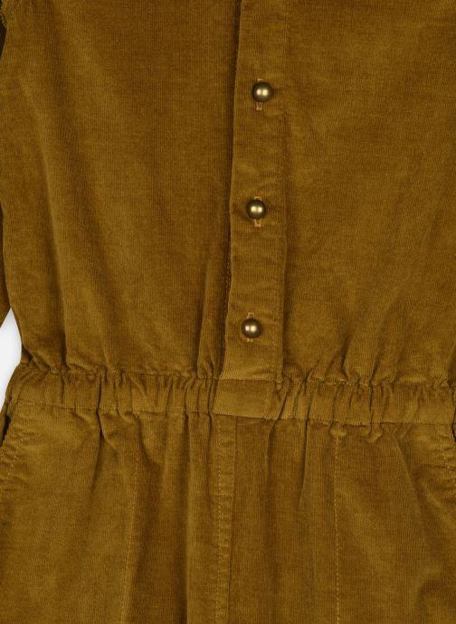 Vêtements Cyrillus Combinaison Idole Marron vue face