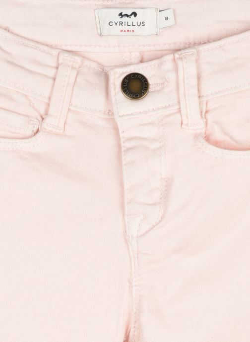 Vêtements Cyrillus Pantalon Ida Rose vue face