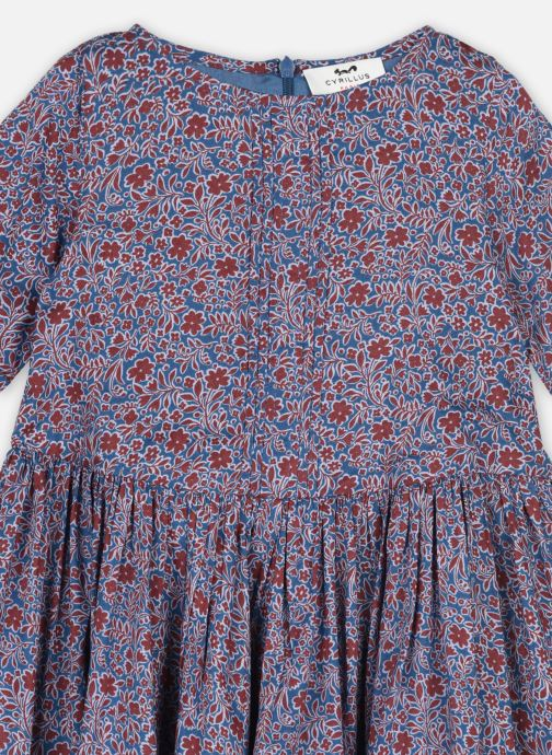 Vêtements Cyrillus Robe Ilki Violet vue face
