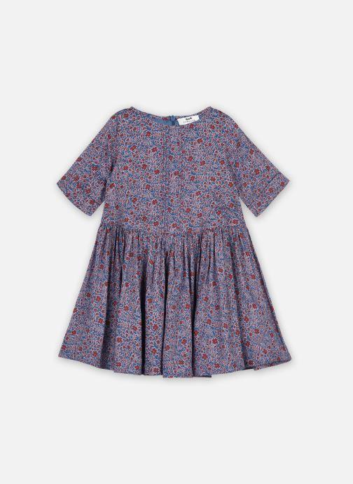 Vêtements Cyrillus Robe Ilki Violet vue détail/paire