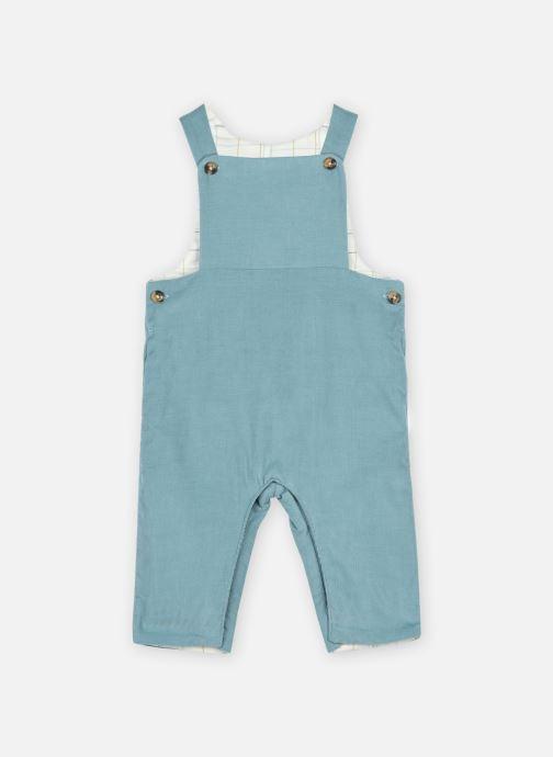 Vêtements Cyrillus Salopette Loe Bleu vue détail/paire