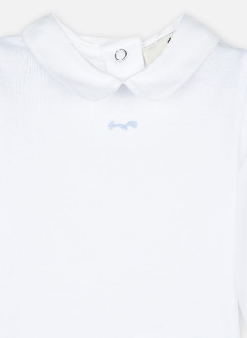 Vêtements Cyrillus Body Leevan Blanc vue face