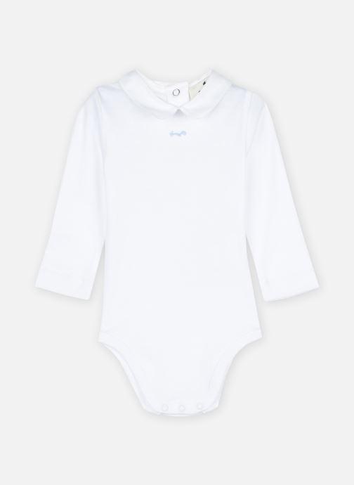 Vêtements Cyrillus Body Leevan Blanc vue détail/paire