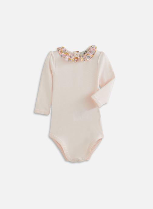 Vêtements Cyrillus Body Lena Rose vue détail/paire