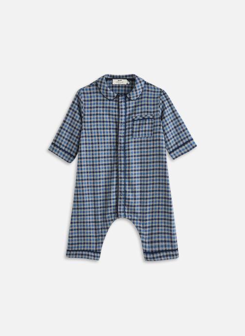Vêtements Cyrillus Dors Bien Lucien Bleu vue détail/paire