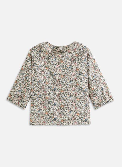 Vêtements Cyrillus Blouse Leila Multicolore vue bas / vue portée sac