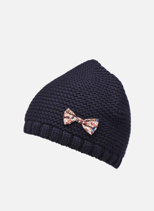 Bonnets Cyrillus Bonnet Iola Bleu vue détail/paire