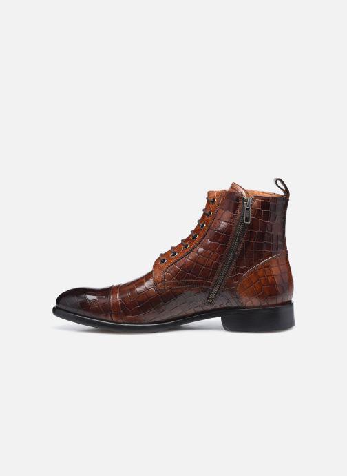 Stiefeletten & Boots Melvin & Hamilton PATRICK 28 braun ansicht von vorne