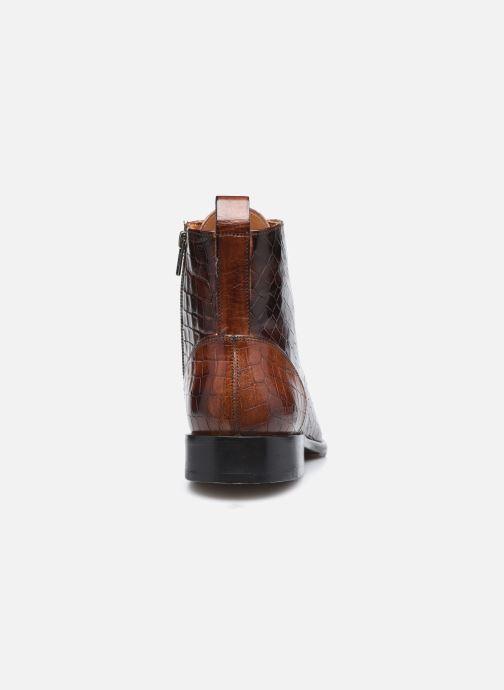 Stiefeletten & Boots Melvin & Hamilton PATRICK 28 braun ansicht von rechts