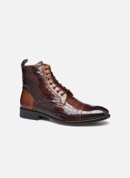 Stiefeletten & Boots Melvin & Hamilton PATRICK 28 braun detaillierte ansicht/modell