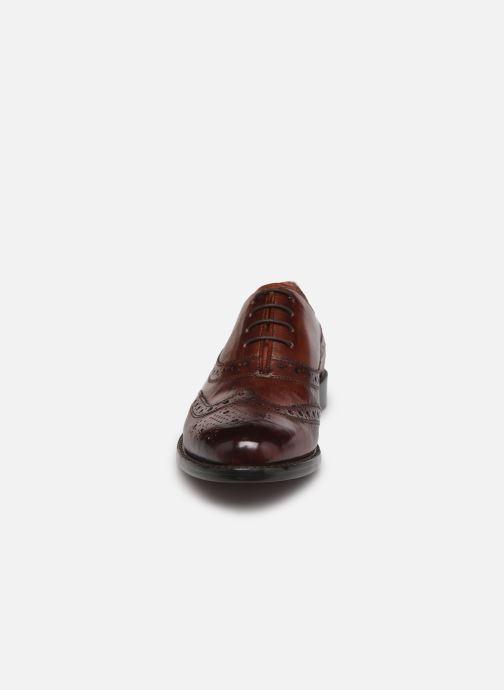 Chaussures à lacets Melvin & Hamilton Selina 8 Marron vue portées chaussures