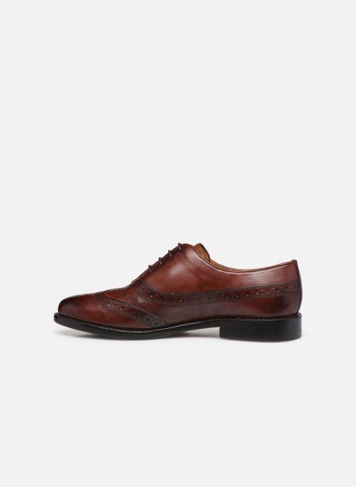 Zapatos con cordones Melvin & Hamilton Selina 8 Marrón vista de frente