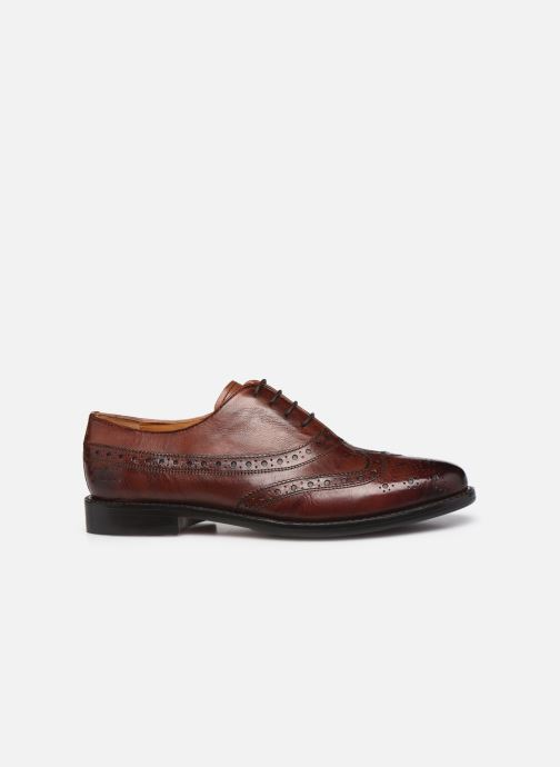 Zapatos con cordones Melvin & Hamilton Selina 8 Marrón vistra trasera