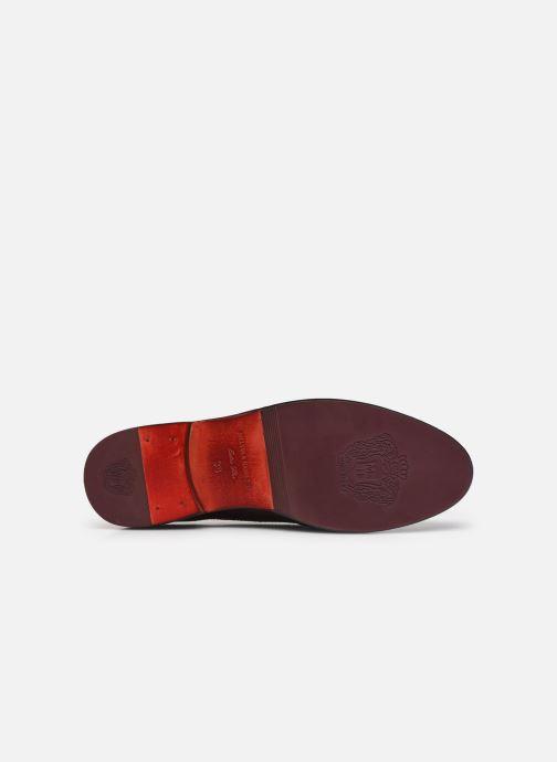 Zapatos con cordones Melvin & Hamilton Selina 8 Marrón vista de arriba