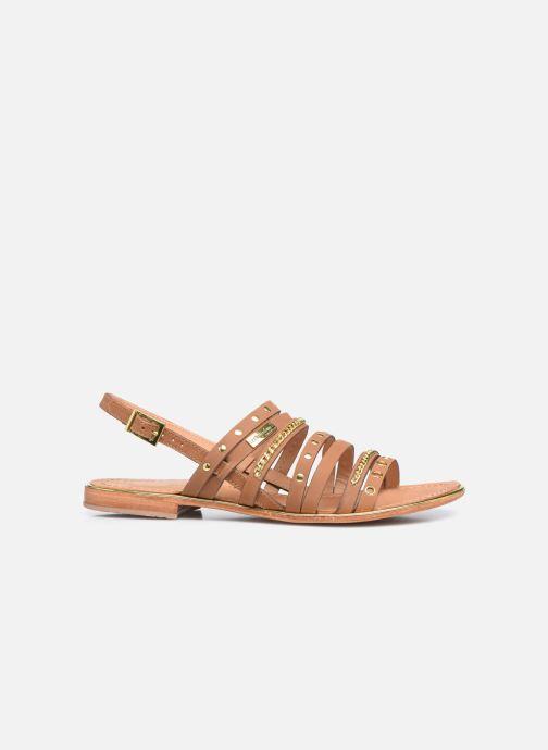 Sandali e scarpe aperte Les Tropéziennes par M Belarbi HANIAC Marrone immagine posteriore