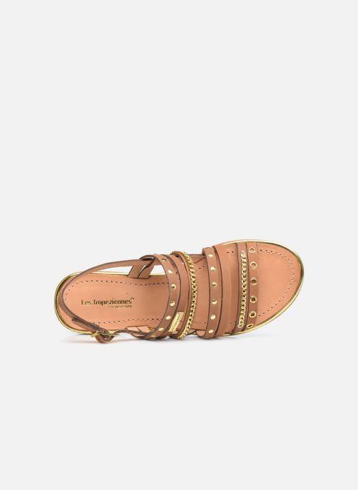 Sandali e scarpe aperte Les Tropéziennes par M Belarbi HANIAC Marrone immagine sinistra