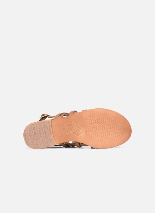 Sandali e scarpe aperte Les Tropéziennes par M Belarbi HANIAC Marrone immagine dall'alto