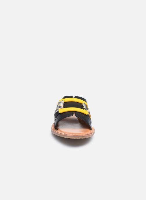 Clogs & Pantoletten Les Tropéziennes par M Belarbi HUCKLE schwarz schuhe getragen