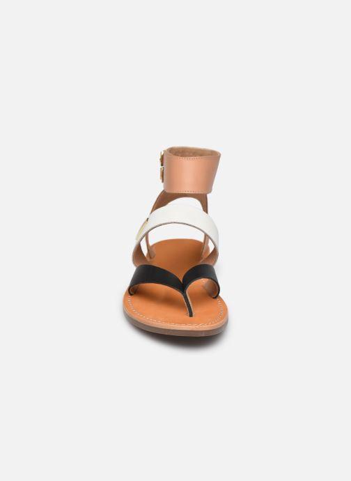 Sandalen Les Tropéziennes par M Belarbi PUERTO mehrfarbig schuhe getragen