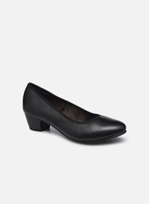 Escarpins Jana shoes Delol Noir vue détail/paire