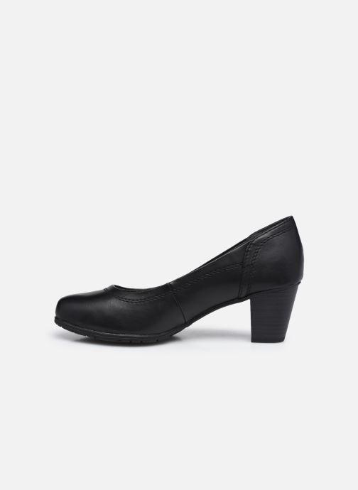 Pumps Jana shoes Ravva schwarz ansicht von vorne