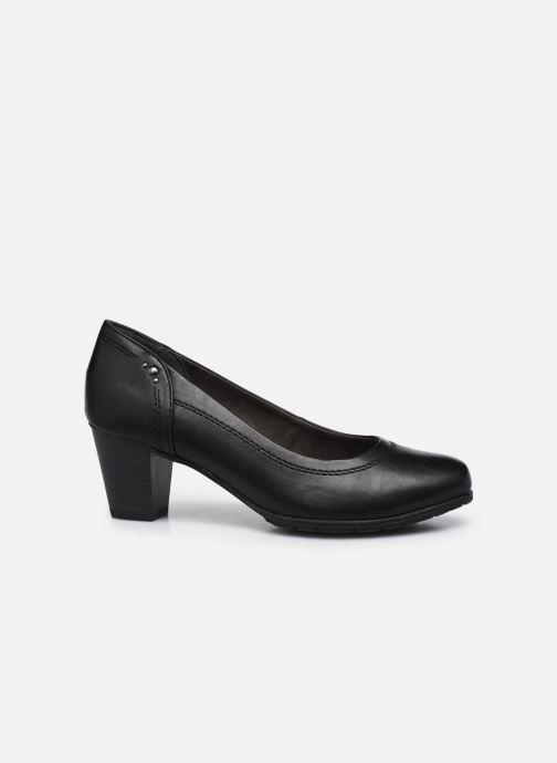 Pumps Jana shoes Ravva schwarz ansicht von hinten