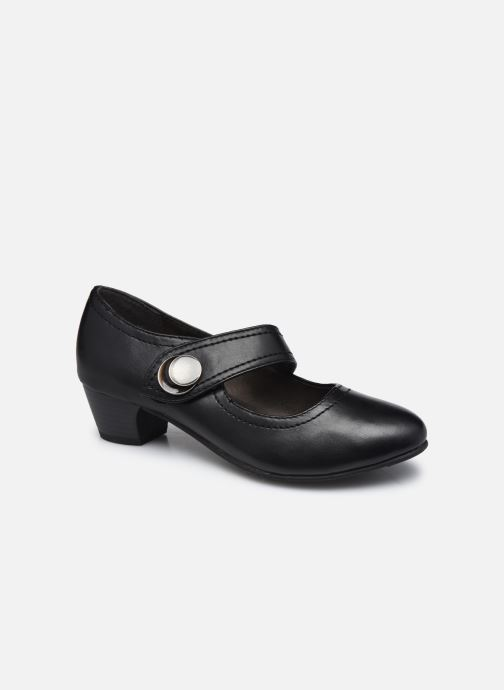 Pumps Jana shoes Jeram schwarz detaillierte ansicht/modell