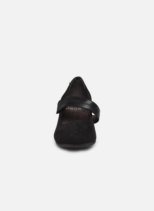 Escarpins Jana shoes Griski Noir vue portées chaussures