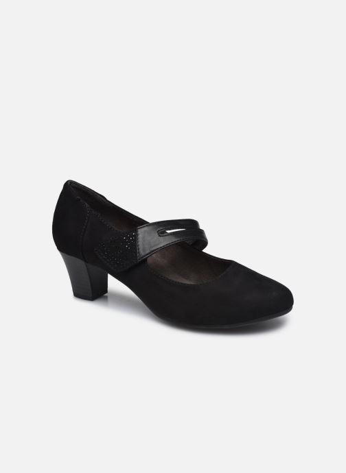 Escarpins Jana shoes Griski Noir vue détail/paire