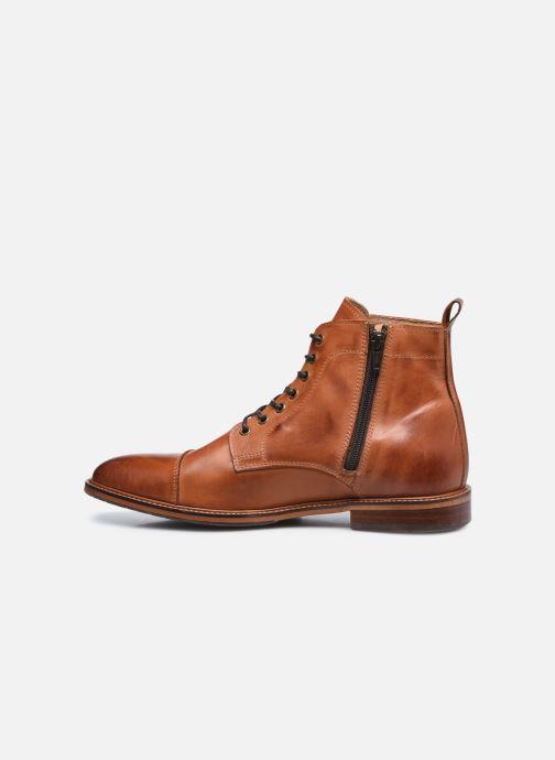 Stiefeletten & Boots Marvin&Co Demetrios braun ansicht von vorne