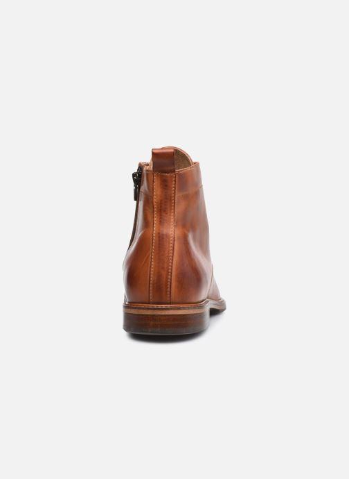 Ankelstøvler Marvin&Co Demetrios Brun Se fra højre