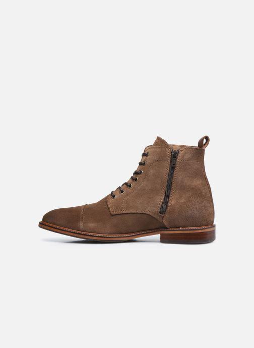 Bottines et boots Marvin&Co Demetrios Marron vue face